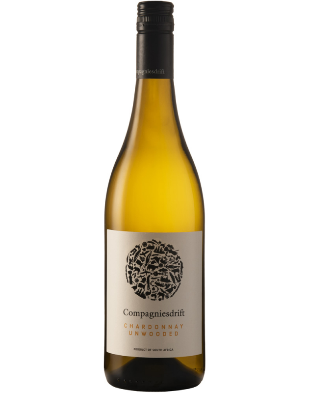 Compagniesdrift Chardonnay (Unwooded) 2018